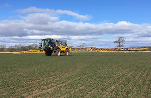 Supporting the full life-cycle of sprayers drives performance