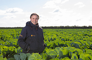 Smaller producers making a difference with quality veg crops