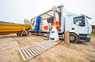 Improved seed cleaning service for East Anglia