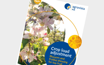 Crop load adjustment