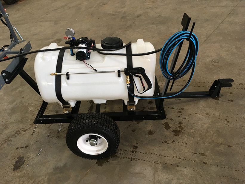 Enduramax 200litre sprayer